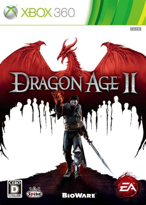 dragon age ii for xbox 360 gamefaqs dragon age ii box shot for xbox 360 gamefaqs