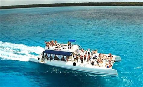 catamaran saona island dominican republic saona island tours and excursions dominican republic
