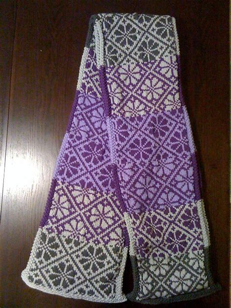 knitting pattern light scarf bright lights scarf pattern by lion brand yarn free