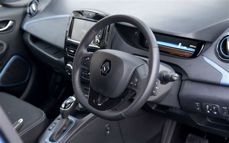 renault zoe interior time to ditch diesel comparing the costs of driving a