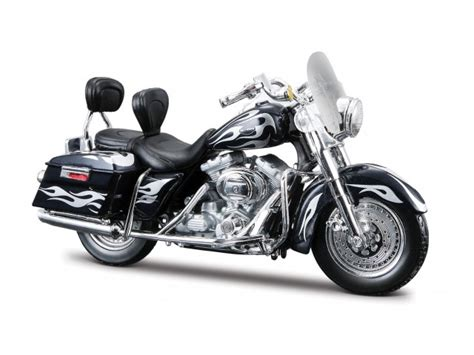 Maisto 118 Harley Davidson 2001 Flh Road King Classic Series 33 harley davidson f1 world diecast scale models and