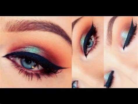 comfort zone tutorial blue red makeup tutorial wet n wild comfort zone