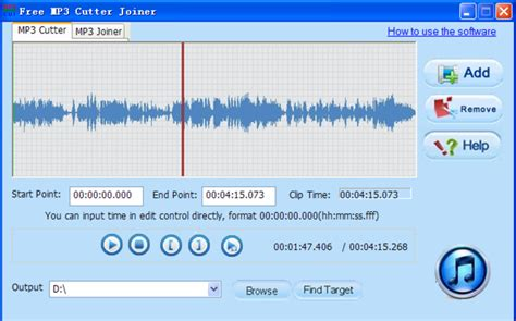 download mp3 cutter softonic free mp3 cutter joiner ダウンロード
