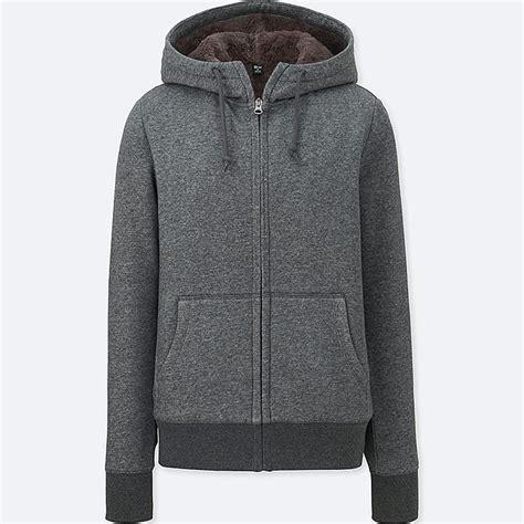 Fleece Lined Zip Hoodie fleece lined zip hoodie uniqlo us