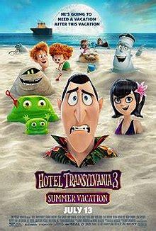 hotel transylvania 3: summer vacation wikipedia