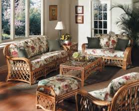 wicker living room sets south sea rattan indoor sunroom funriture wicker sunroom