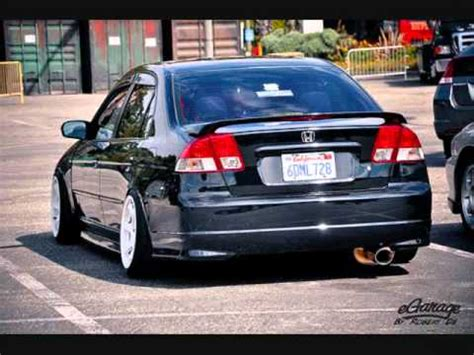 honda civic 2005 modified 7th gen honda civic youtube