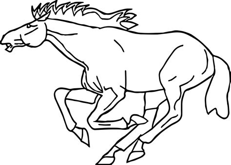Realistic Arabian Horse Coloring Pages Arabian Horse Arabian Coloring Pages