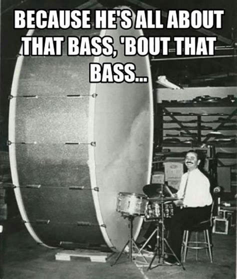 All About Meme - about all that bass