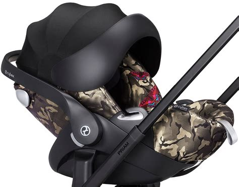 cybex cloud  butterfly multicolor fashion edition infant