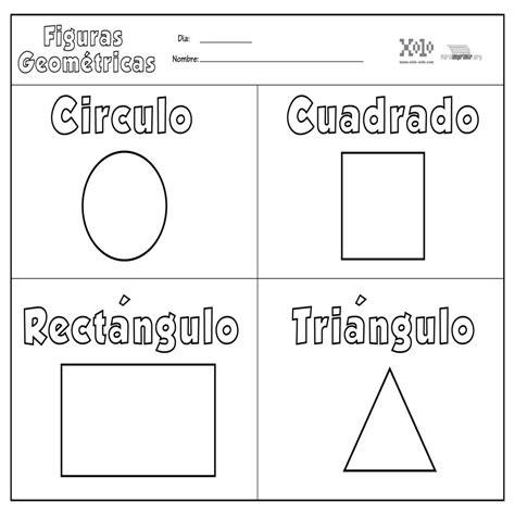 figuras geometricas rectangulares dibujos de figuras geometricas para colorear e imprimir