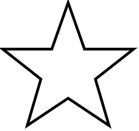 5 point star tattoo 5 pointed search