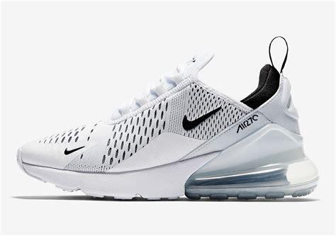 Nike Air 270 nike air max 270 black white wmns ah6789 100 release info sneakernews