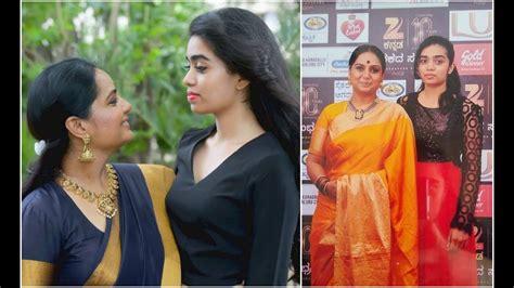 kannada heroine family photos actress shruthi daughter family photos youtube