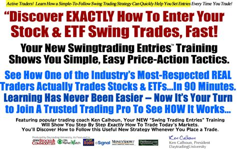 how to scan stocks for swing trading swing trading entries for active stock etf traders