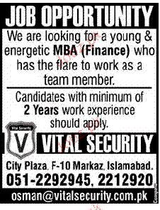 Opportunities For Mba Finance In Usa by Mba Finance Opportunity 2018 Pakistan