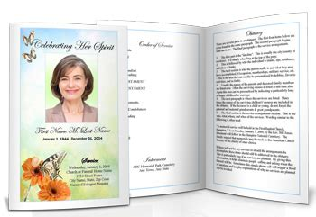 funeral booklet template funeral booklet funeral booklet templates
