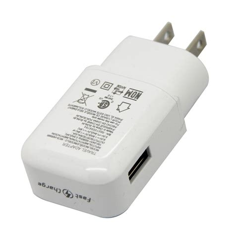 Adaptor Fast Charging travel wall adapter fast charger charging cable for lg g4 g3 g2 v10 nexus5 ebay