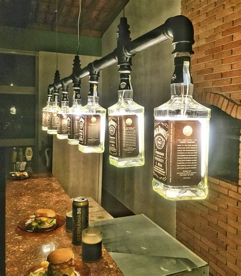 Whiskey Bottle Chandelier 25 Best Ideas About L On Pinterest Bottle Whisky And Room