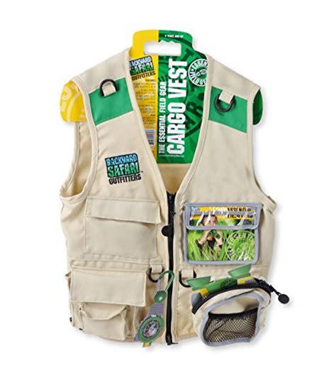 backyard safari cargo vest kids paleontologist vest safari vest