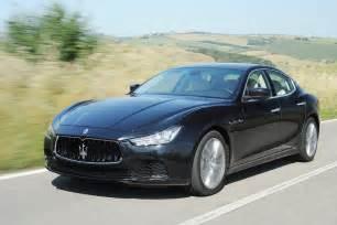 Maserati Ghibil Maserati Ghibli Diesel 2013 Review Auto Express