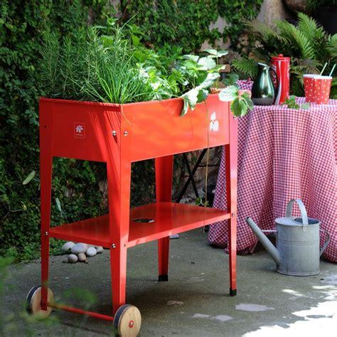 Hochbeet Auf Rollen by Hochbeet Mit Rollen Garden Trolley Kaufen
