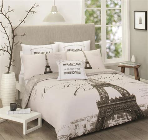 paris themed bedding welcome to your dorm paris bedding set now available on