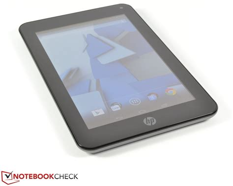 Review HP Slate 7 Plus 4200ef Tablet   NotebookCheck.net