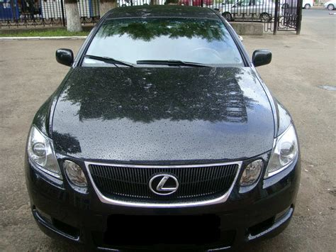 used lexus 2007 used 2007 lexus gs300 photos gasoline fr or rr