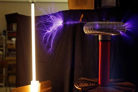 What Are Tesla Coils Used For Burns I Into Students Arms With Tesla