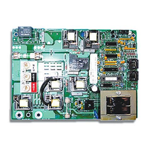 balboa circuit board value board 54161 tub and spa part