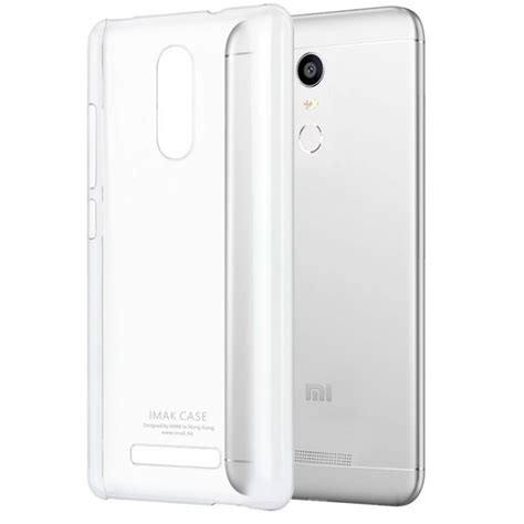 Xiaomi Redmi Note Imak 2 Ultra Thin imak 2 ultra thin for xiaomi redmi note 3 kenzo transparent