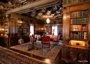 10 Beautiful Dream Home Libraries » Home Design 2017