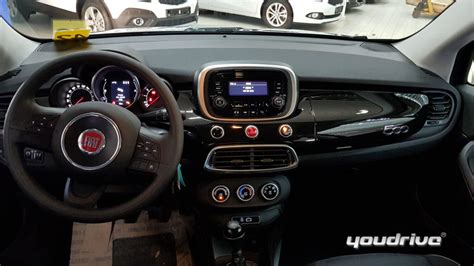 500x interni fiat 500x 1 6 e torq 110 cv pop youdrivecars it nola