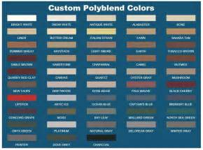 polyblend grout colors polyblend grout color chart quotes