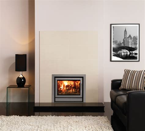 Riva 66 Wood Burning Inset Fires & Multi fuel Inset Fires