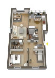 two bedroom house map 40 more 2 bedroom home floor plans