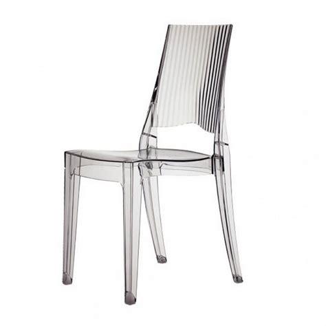 sedie plastica design sedia in plastica glenda di scab design per uso interno ed