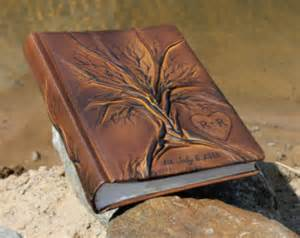 personalized leather photo albums popular items for rustic wedding album on etsy