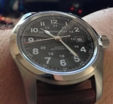 Eku Mba Review by Hamilton Khaki Field Automatic Review Reviews Wyca