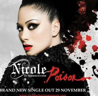 Nicoles Will Released by Scherzinger Releases New Poison