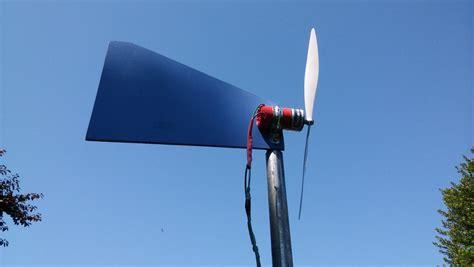 small wind turbine generator kit
