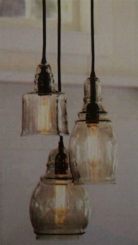 17 Best Images About I Love It On Pinterest Edison L Pottery Barn Jar Chandelier