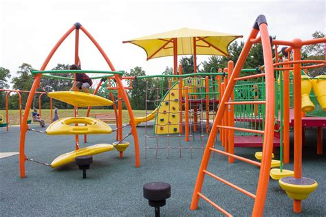 Settlers Cabin Park Pittsburgh by Pittsburgh Playgrounds Settlers Cabin Park Playground