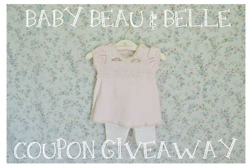 baby beau belle coupon