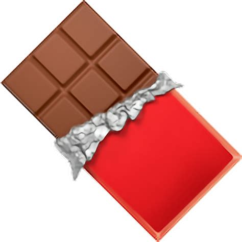 chocolate emoji darkchocolate milkchocolate emoji chocolate iphone