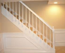 quot high end quot stair rail carpentry picture post