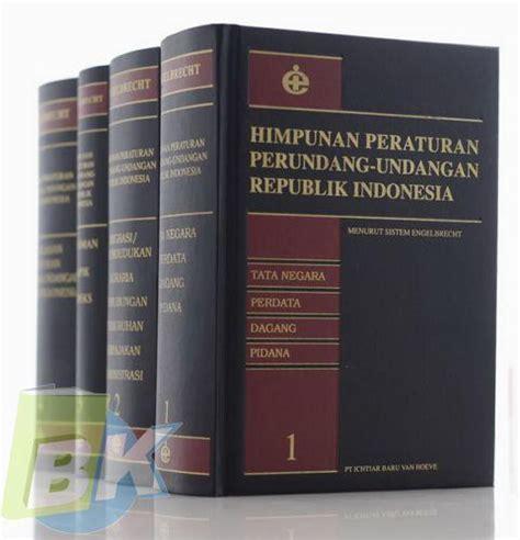 bukukita himpunan peraturan perundang undangan republik indonesia 4 jilid