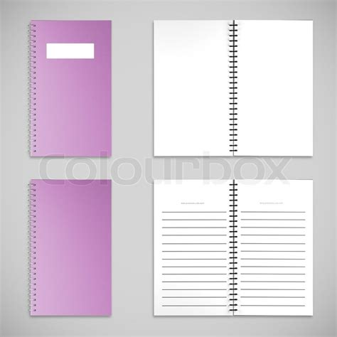the color purple book preview purple satin color cover note book and blank paper stock