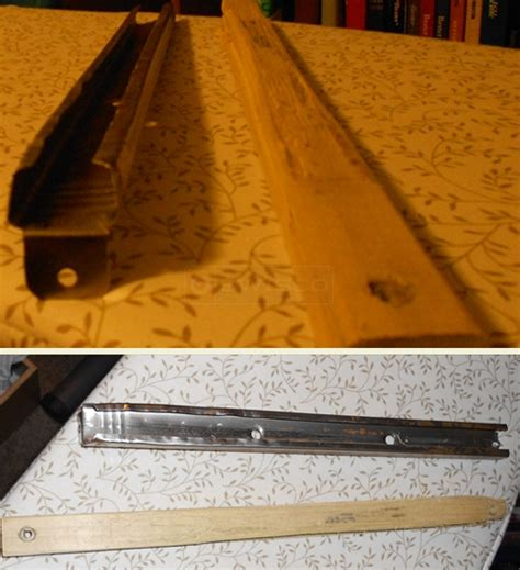 replacement glide for broyhill chest drawer track swisco